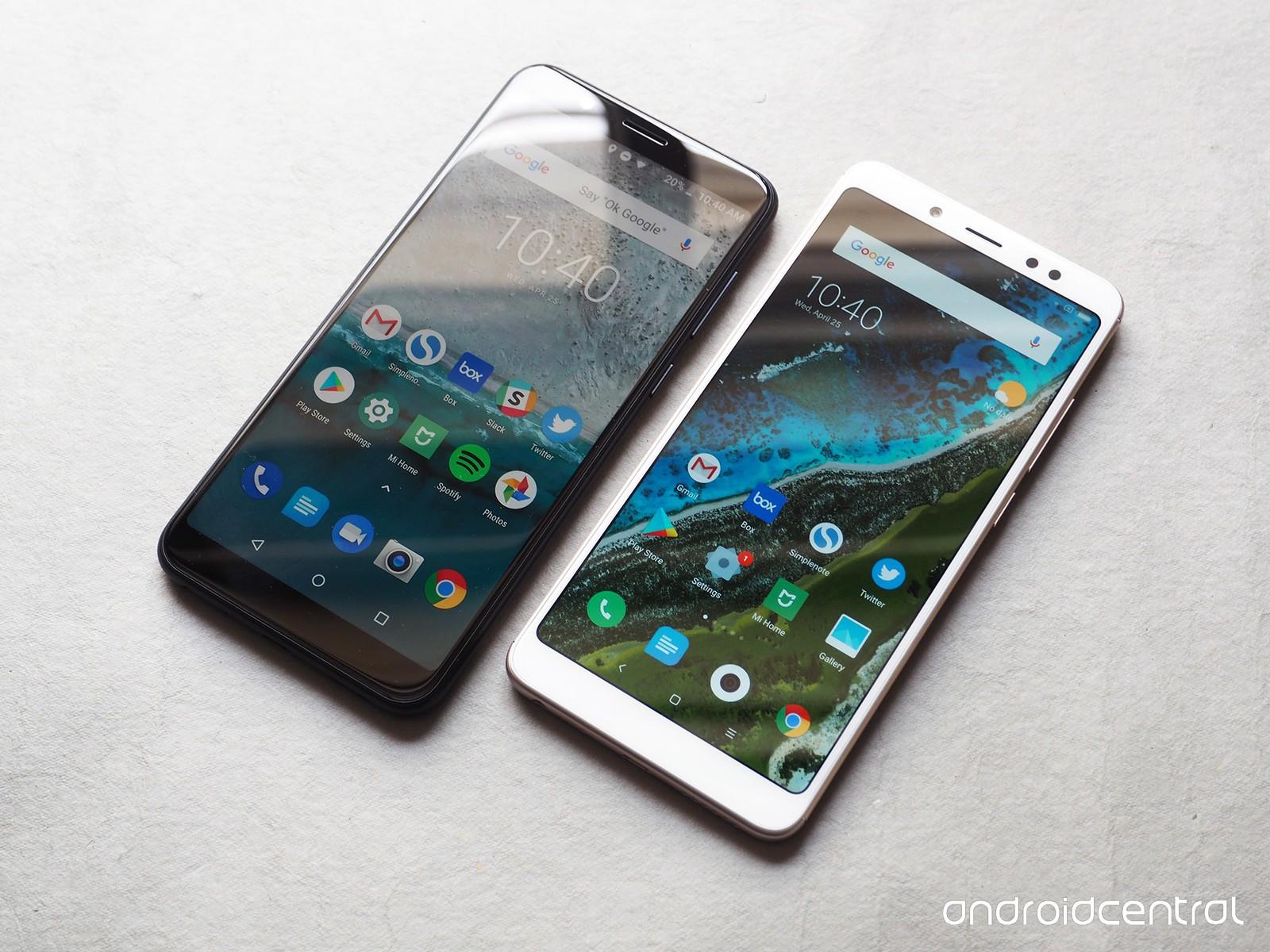 Xiaomi Redmi Note5 Pro или Asus Zen Max Pro. Кого выбрать?