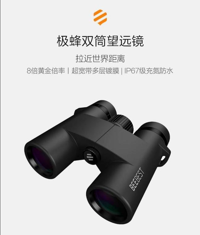 Бинокль Xiaomi BeeBest скоро выйдет нарынок