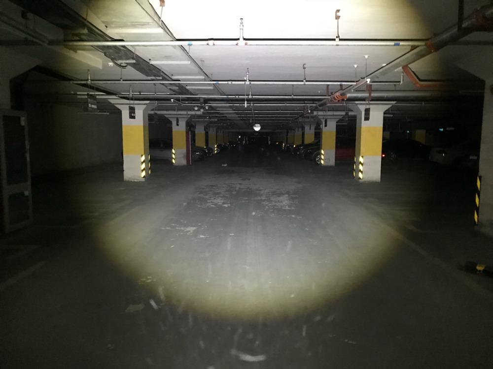 Мощный карманный фонарик BeeBest Zoom FlashlightотXiaomi
