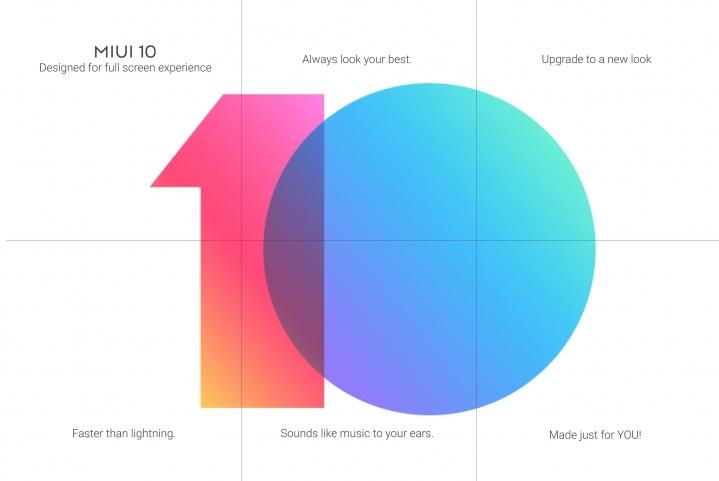 Ссегодняшнего для MIUI 10 начнёт приходить настарые модели Xiaomi