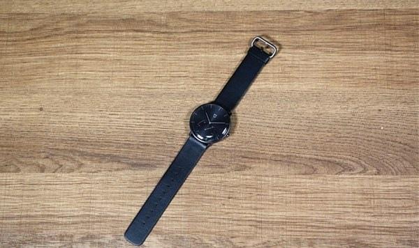 Умные часы Xiaomi MiJia Quartz Wristwatch наживых фото