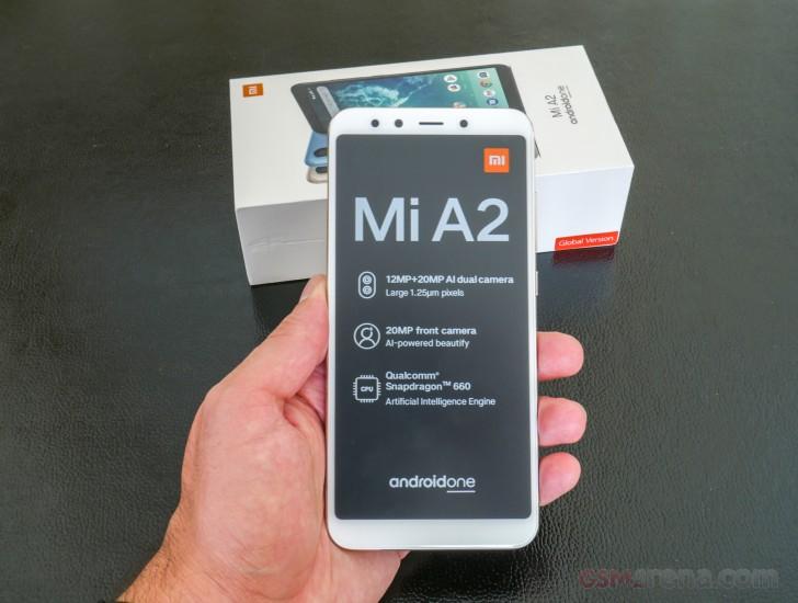 Xiaomi MiA2 будет быстро заряжаться (Quick Charge 4.0) только вИндии