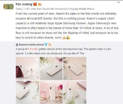 Фанаты Xiaomi покупают чужие смартфоны, потому что Mi8 навсех нехватает