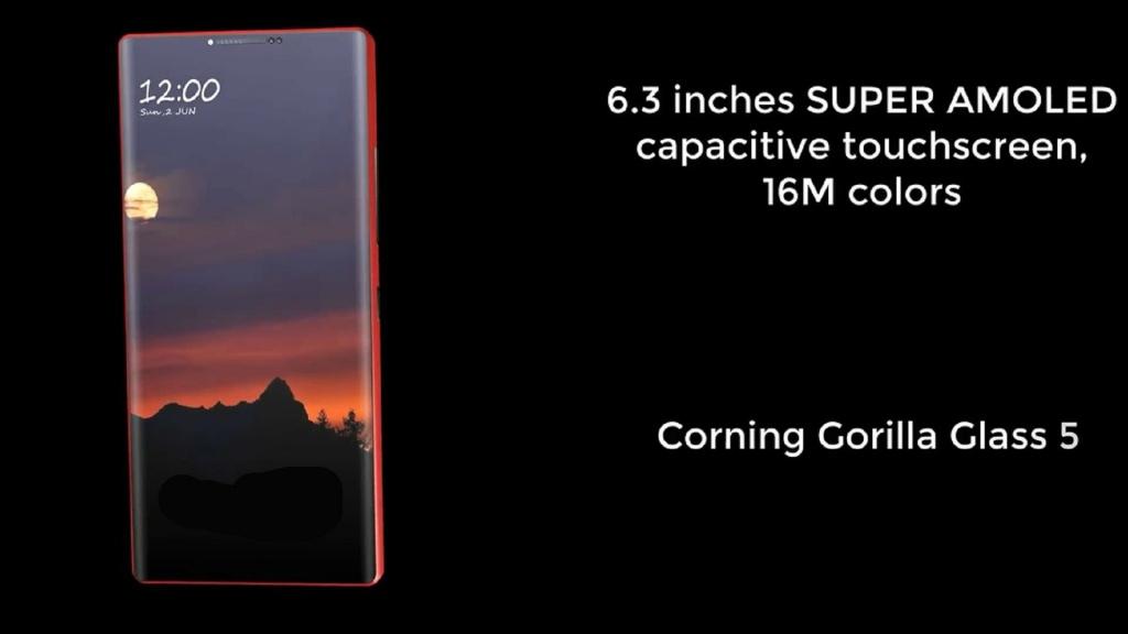 Фантазии фанатов натему Xiaomi Mi9 — первые рендеры