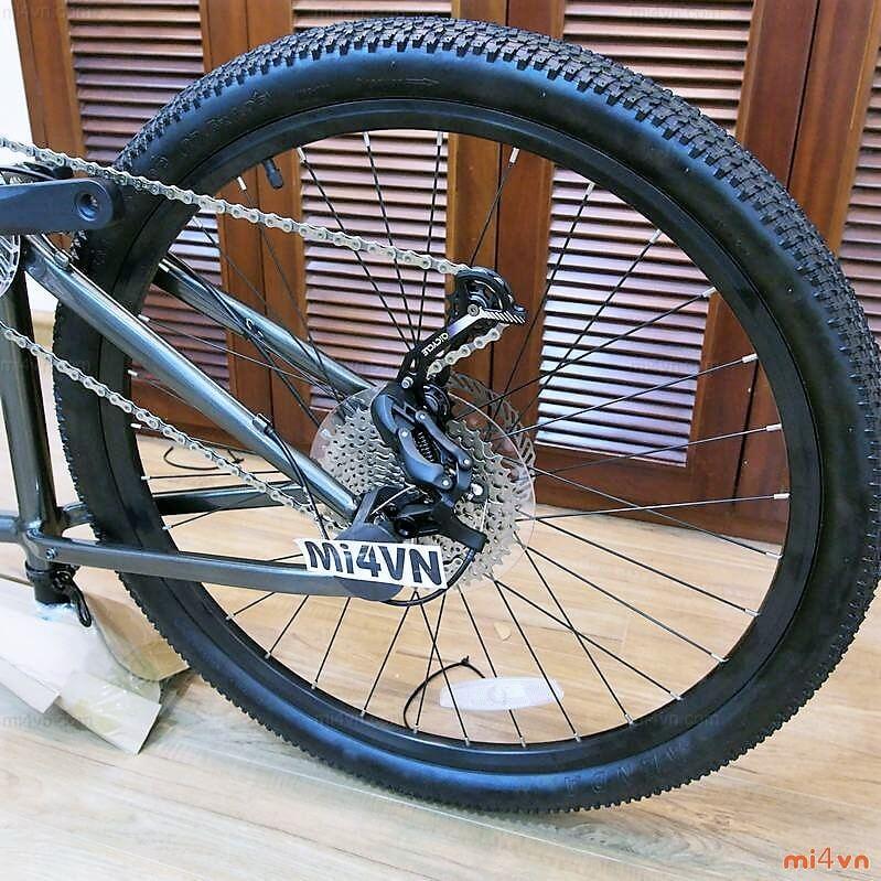 Горный велосипед Xiaomi появился наживых фотографиях