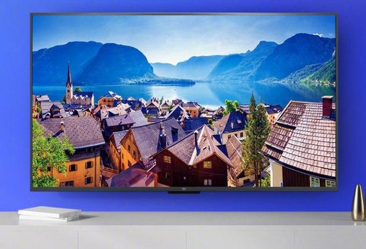 Новый свежий Xiaomi MiTV4S cдиагональю 50 дюймов за380 долларов