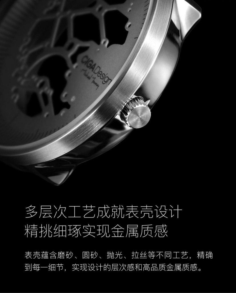 Xiaomi Ciga Design Mechanical Watch — классические механические часы