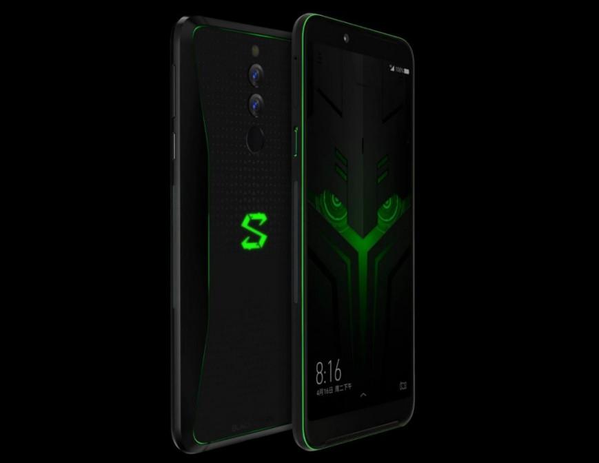 Игровой смартфон Xiaomi Black Shark 2 Helo. Стоит вашего внимания?