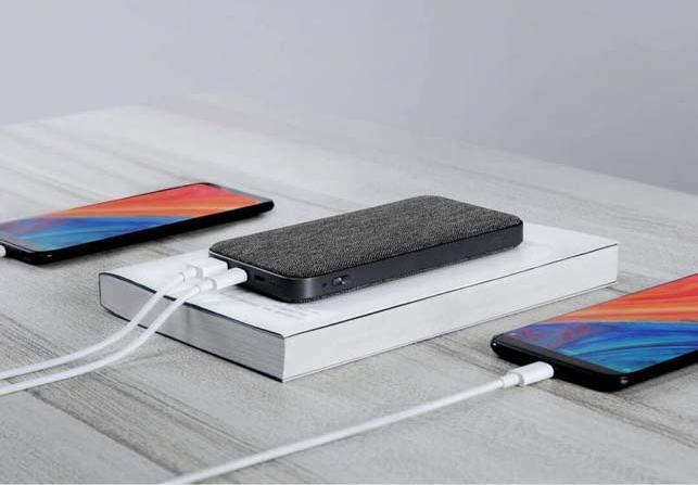 Новый повербанк Xiaomi ZMI на10000 мАчвстильном корпусе сUSB Type-C