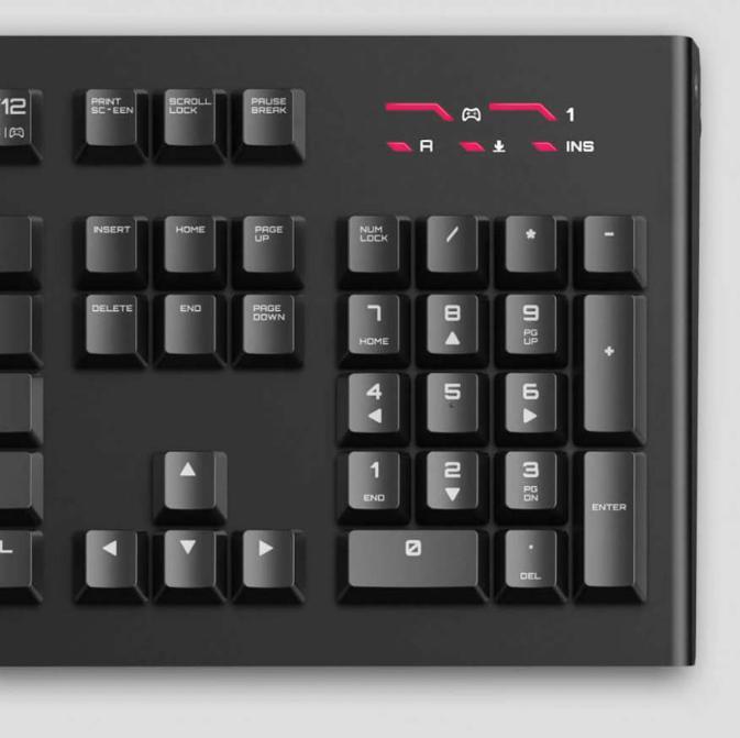Игровая клавиатура Xiaomi Blasoul Y520 поступает впродажу