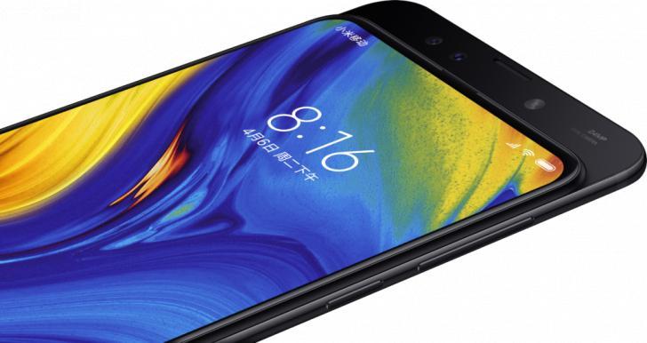 Xiaomi MiMix 3 снова получился самобытным инеобычным