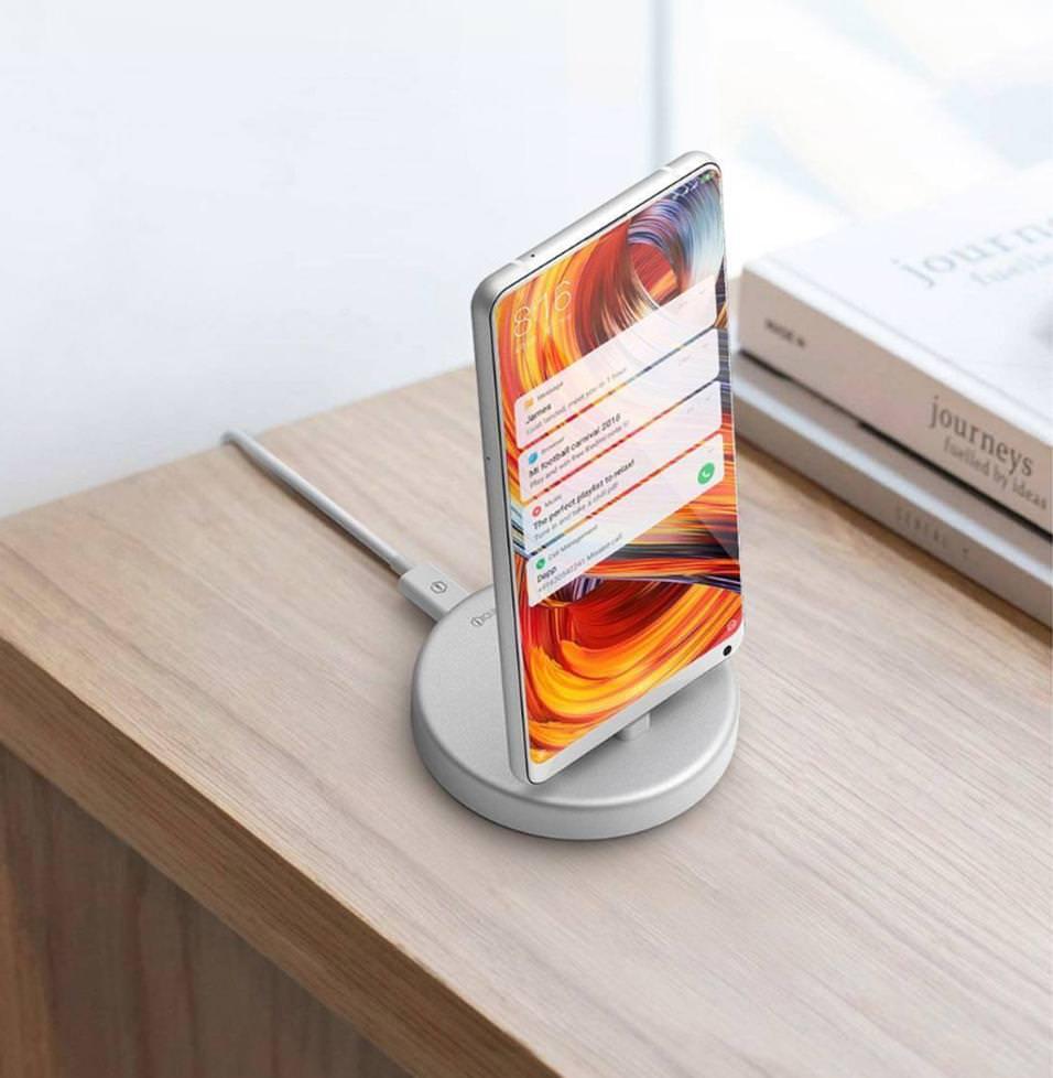 Xiaomi предлагает мощную зарядку Pankiдля смартфонов USB type-C