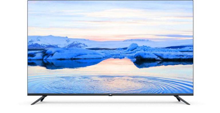 Xiaomi сделала телевизор MiTV4с65 дюймами, 4k разрешением иHDR за755 евро