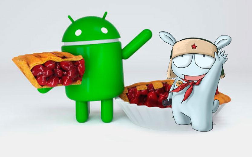 Xiaomi уточнила расписание обновления своих смартфонов доAndroid Pie