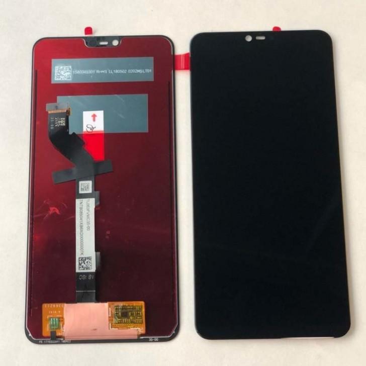 Экран смартфона Xiaomi Redmi Note 6 появился наAliexpress идал подсказок