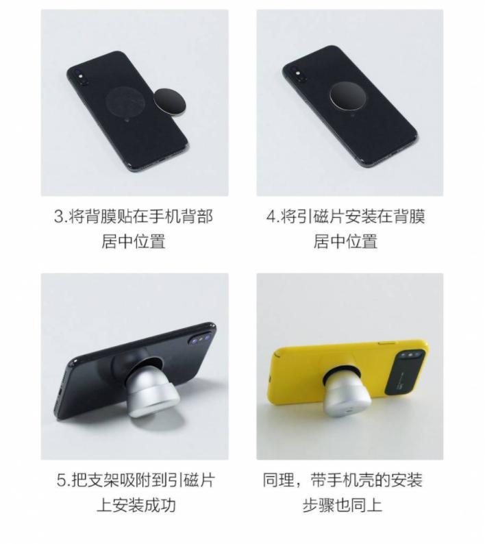 Xiaomi выпустила автомобильный держатель AutoBotдля смартфонов