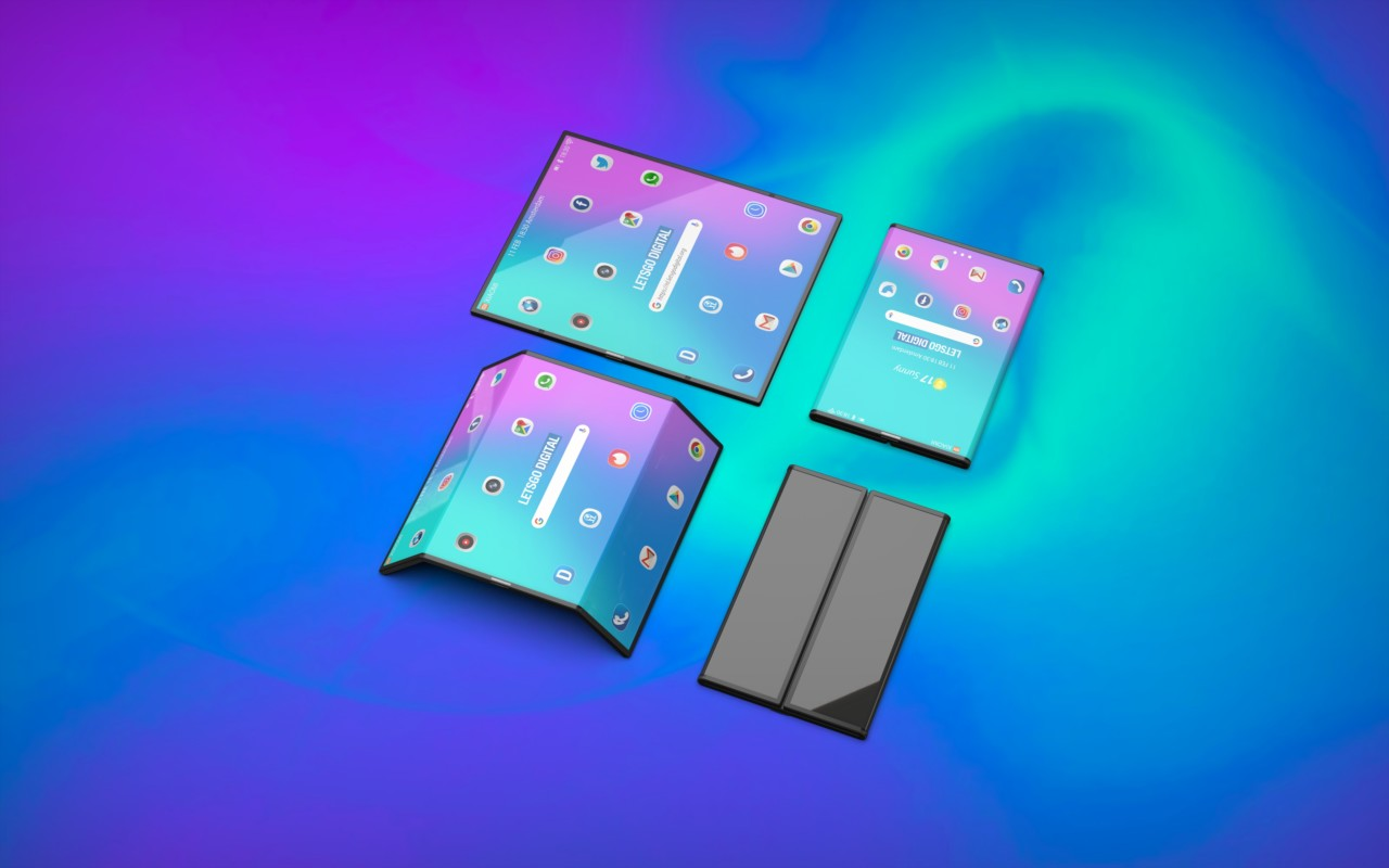 Возможности гибкого смартфона Xiaomi