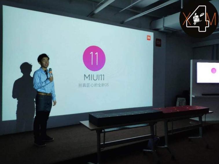 Xiaomi заговорила оMIUI 11