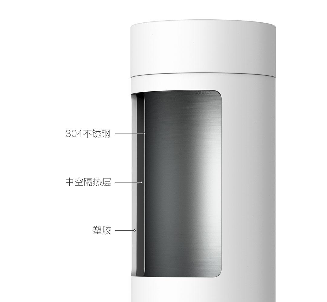 Термос свозможностями чайника появился уXiaomi