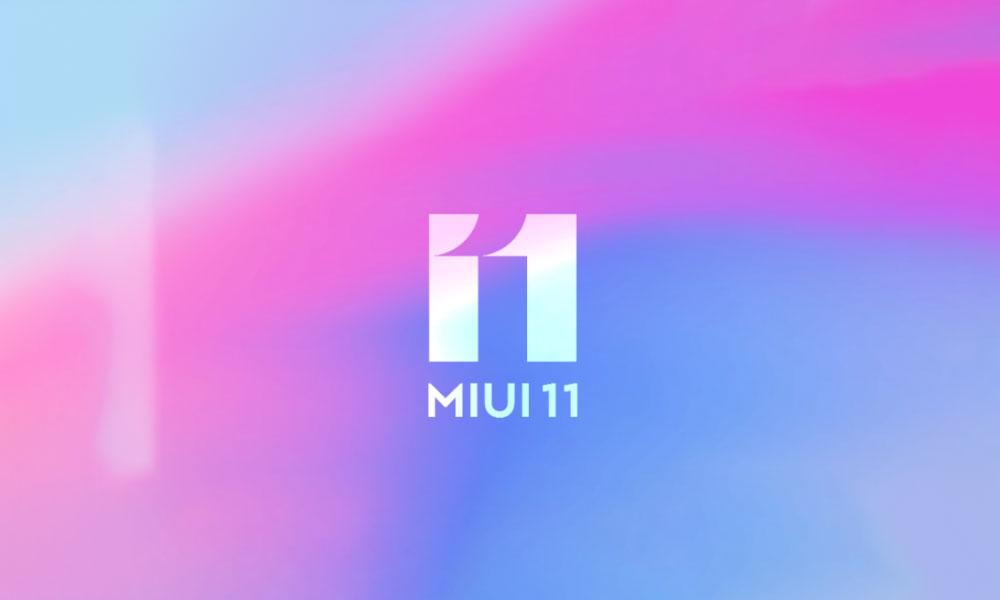 ВMIUI 11 появился новый фирменный шрифт