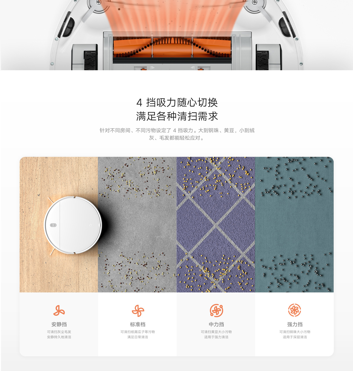Новый робот-пылесос Xiaomi сфункцией влажной уборки
